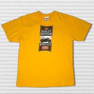 Harley Davidson Motorcycles 2008 Rossiters Shirt